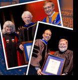 Jim Allchin and Henry Upjohn recognized with UF Distinguished Alumni Awards