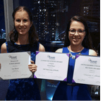 UF SWE returns from national conference with major awards