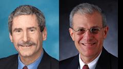 Bill Troner to chair Dean's Advisory Board, Carlos del Sol celebrated for his service
