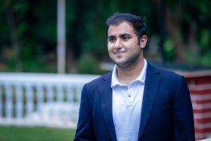 Headshot of Sahil Bhalla
