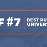 UF #7 Best Public University