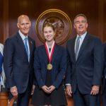 Erin Winick recieves 2017 Governor Young Entrepreneur Award