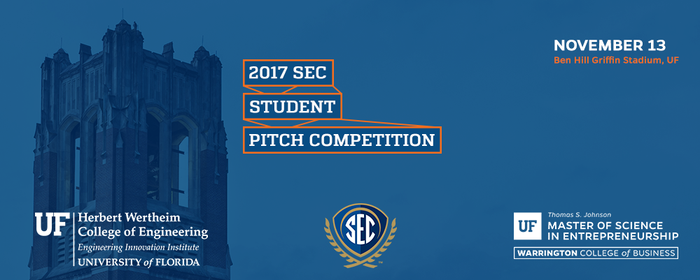 2017 SEC Student Pitch Competition
