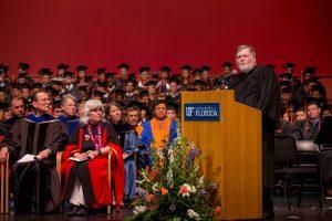 Henry Upjohn - commencement keynote speaker