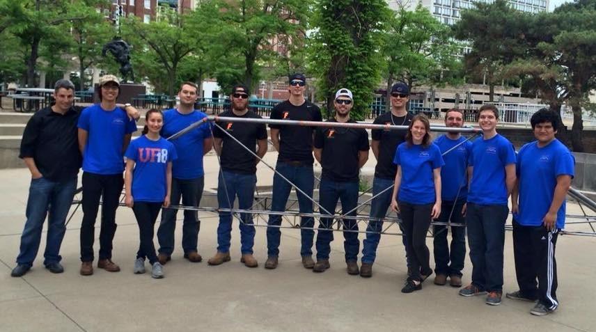 UF Steel Bridge Team 2015