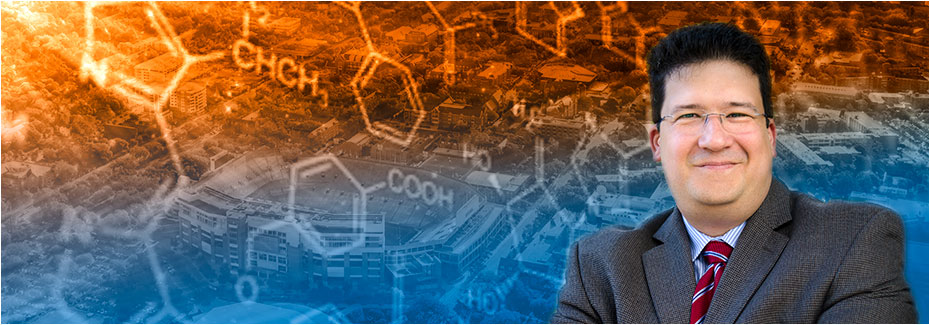 Carlos Rinaldi, Ph.D.