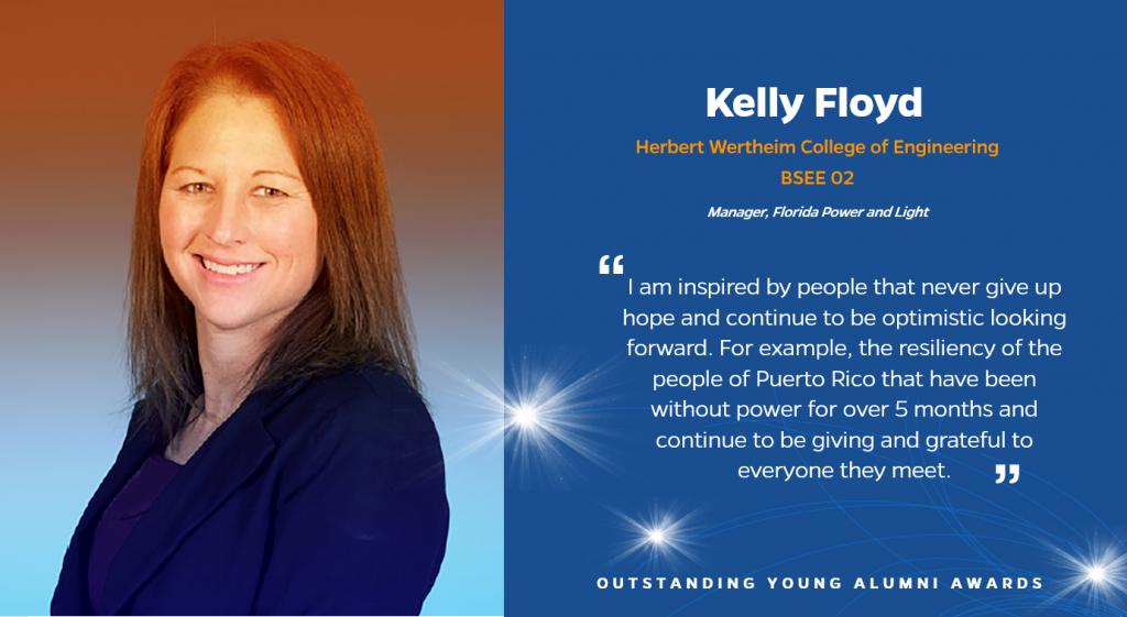 Kelly Floyd, OYA 2018