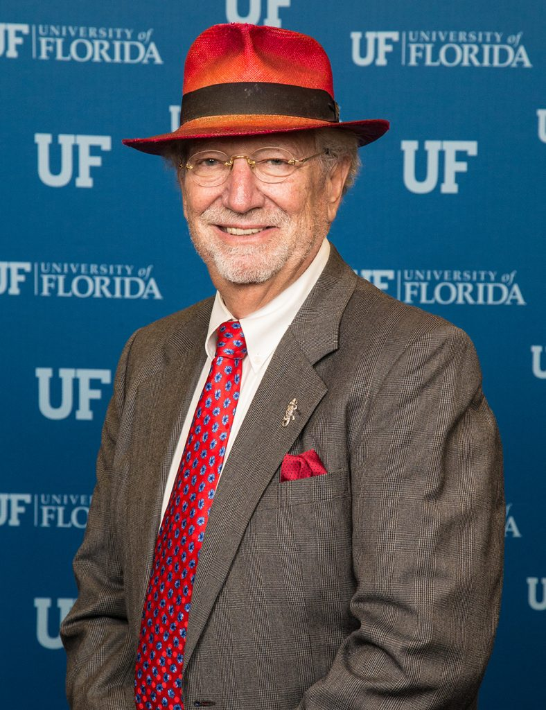 Dr. Herbert Wertheim receives Honorary Doctorate from UF