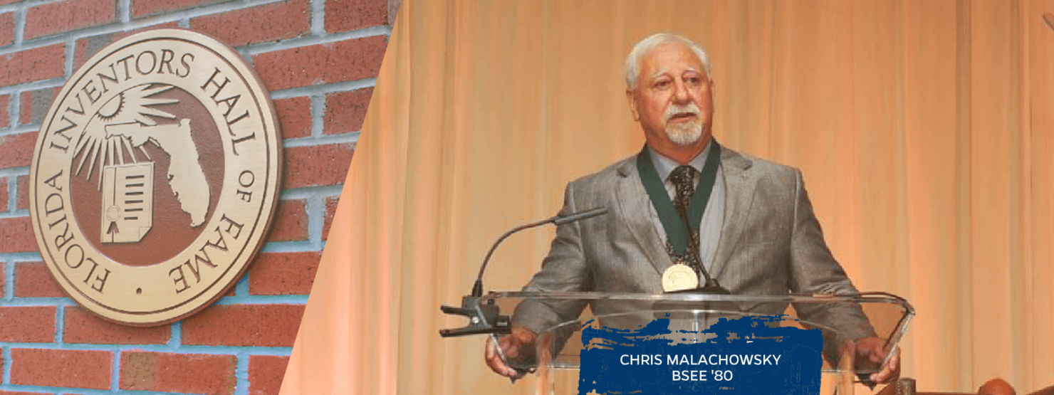 Chris Malachowsky, Florida Inventors Hall of Fame