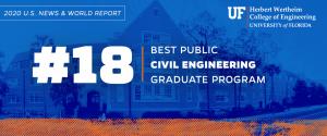 No. 18 Civil Engineering Grad Program, publics