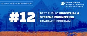 No. 12 ISE grad program, publics