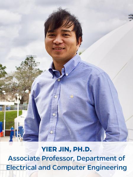 Yier Jin, Ph.D.