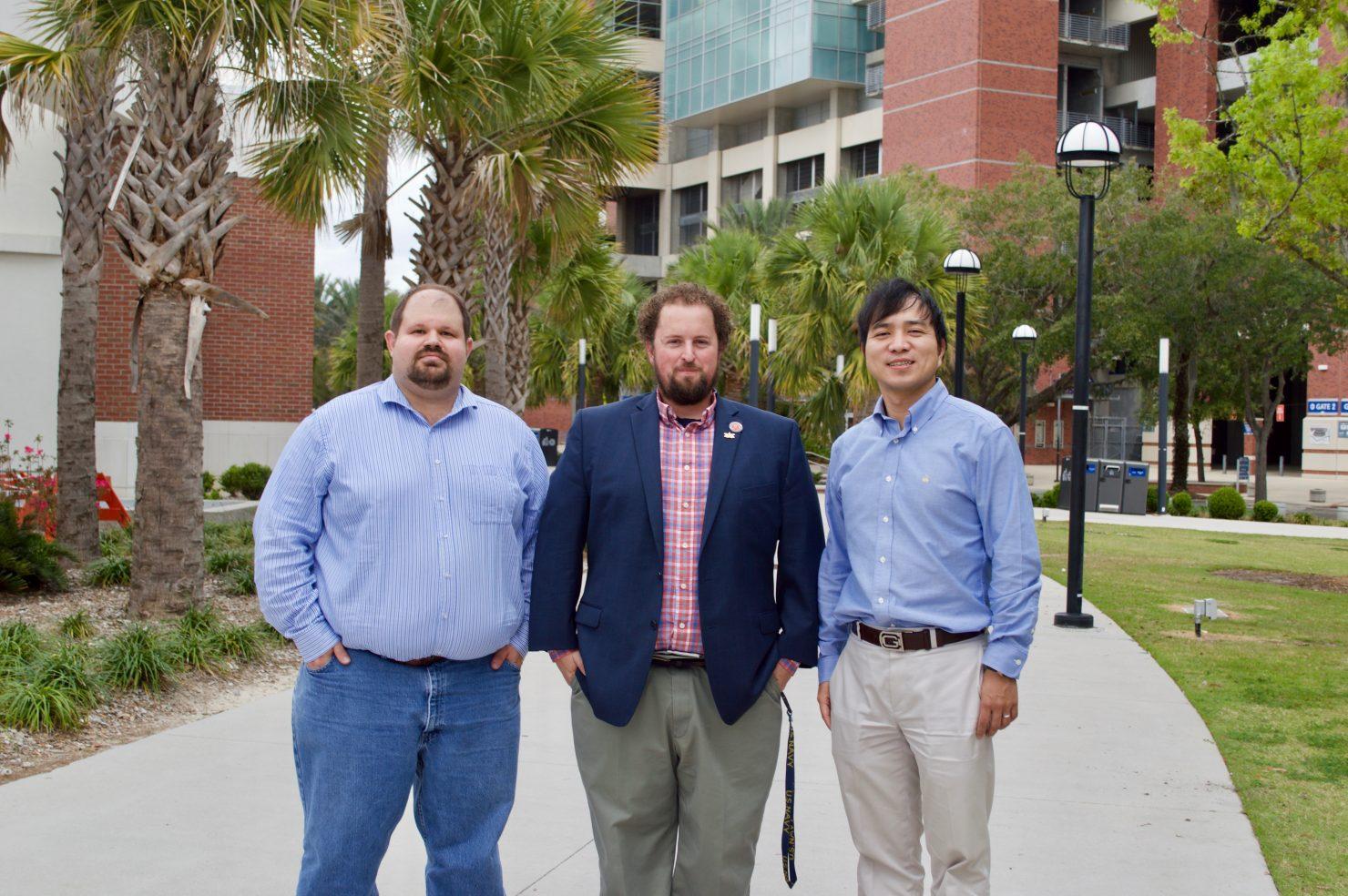 Ryan Houim, Kyle Hartig and Yier Jin