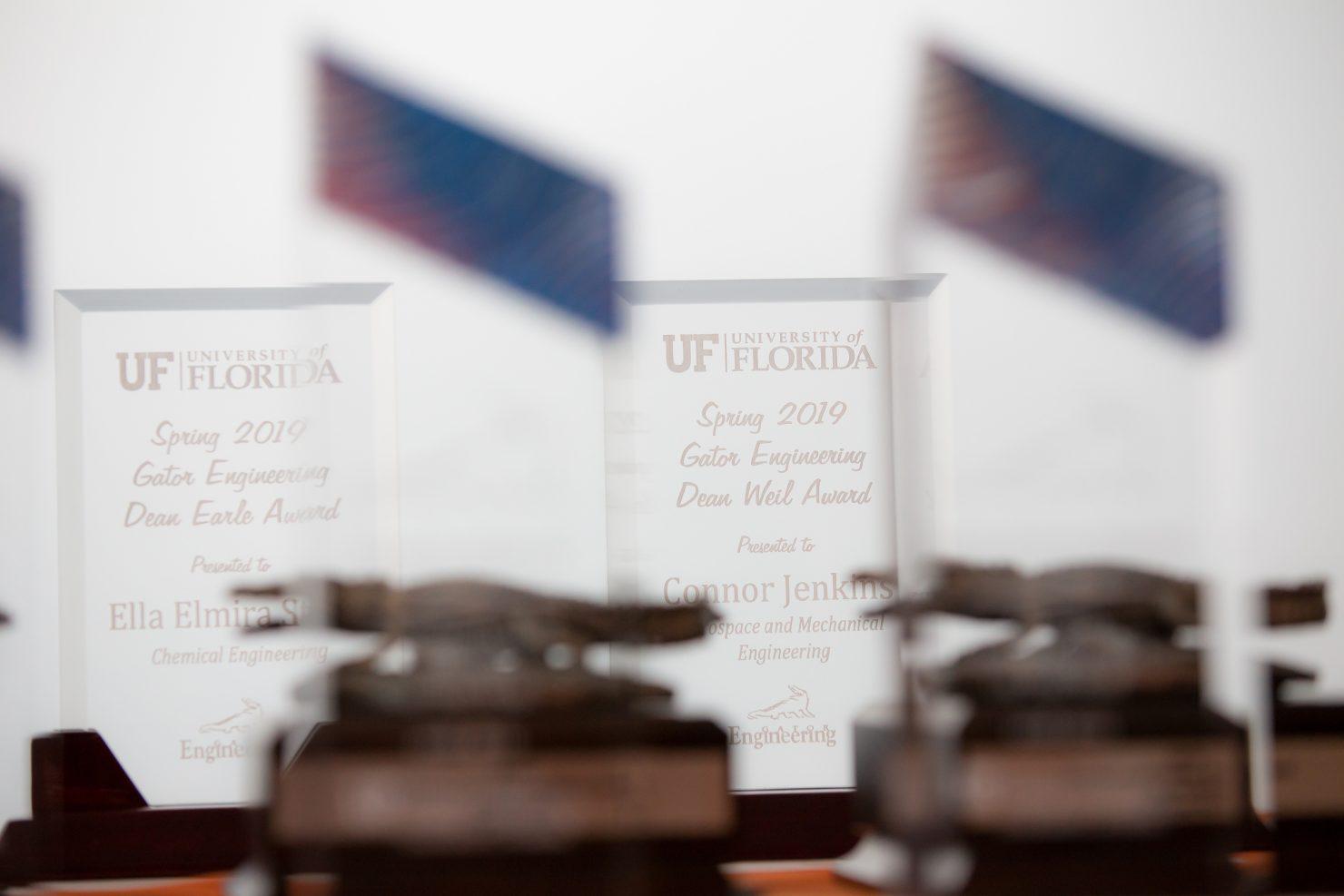UF Engineering awards