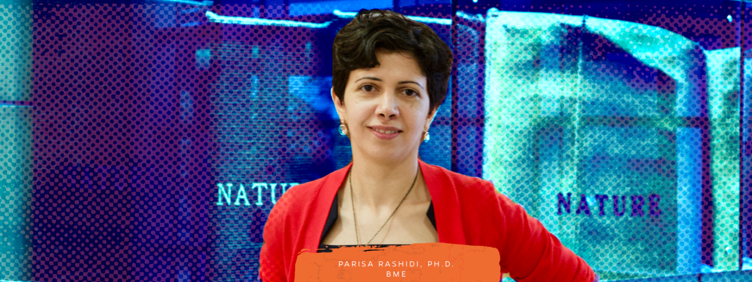 Parisa Rashid, Ph. D.