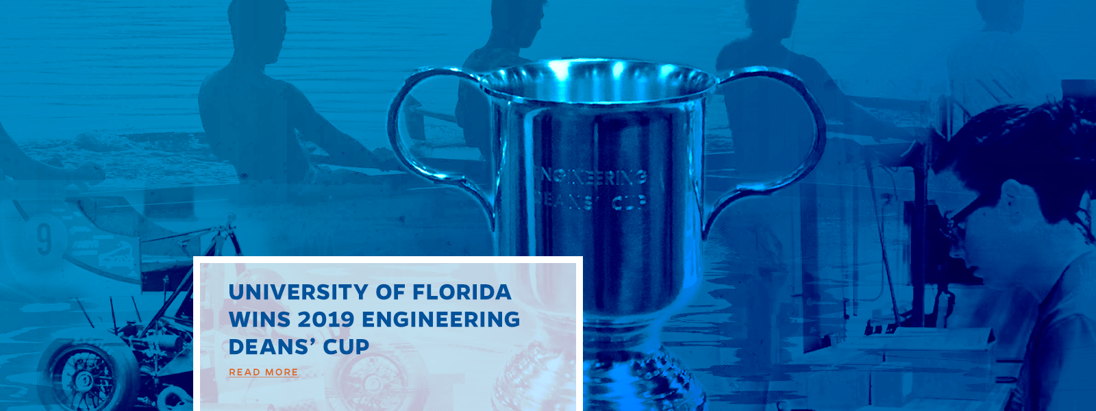 University of Florida wins 2019 Engineering Deans' Cup