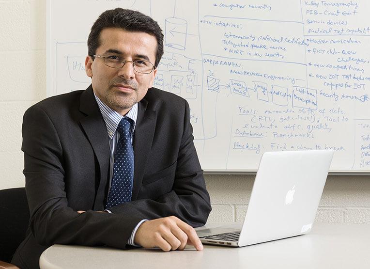 Mark Tehranipoor, Ph.D.