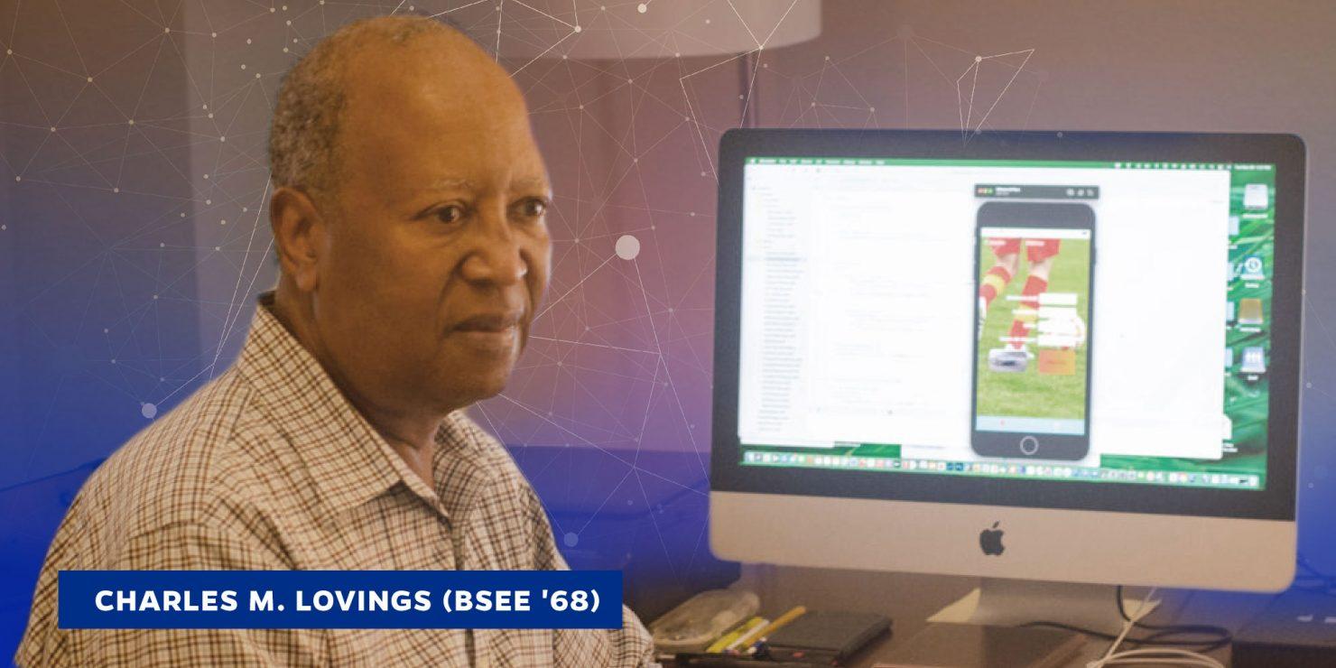 Charles Lovings (BSEE '68)