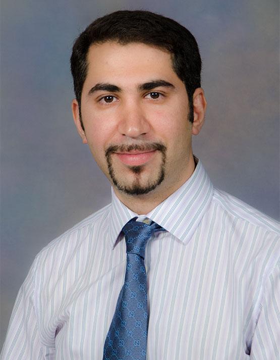 Nima Maghari, Ph.D., Associate Professor in ECE