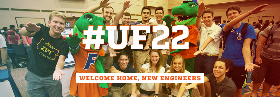 UF22 Welcome