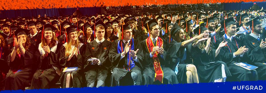 Congrats, UF Grad!