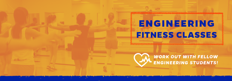 Engineering fitness classes at UF