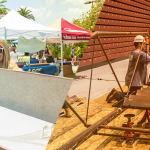 Concrete Canoe and Steel Bridge teams