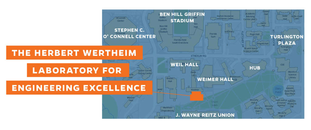 Location on Campus: Herbert Wertheim Laboratory for Engineering Excellence