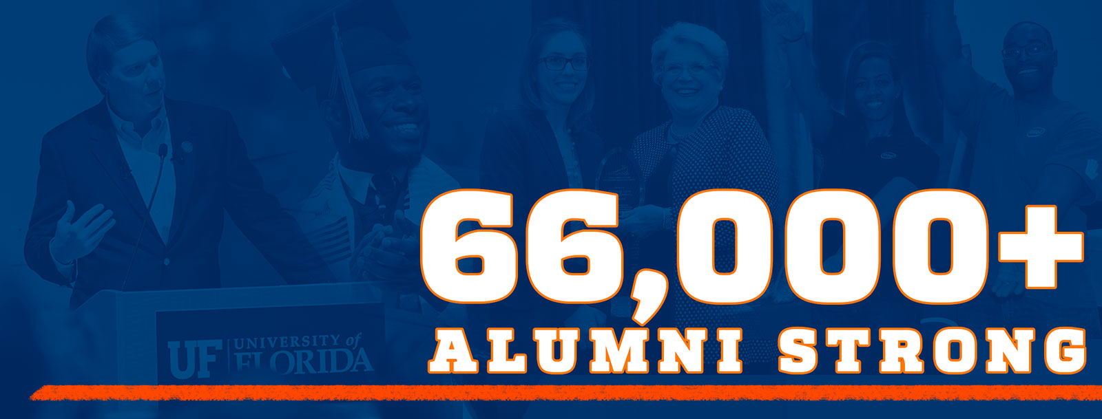 66,000+ Alumni Strong