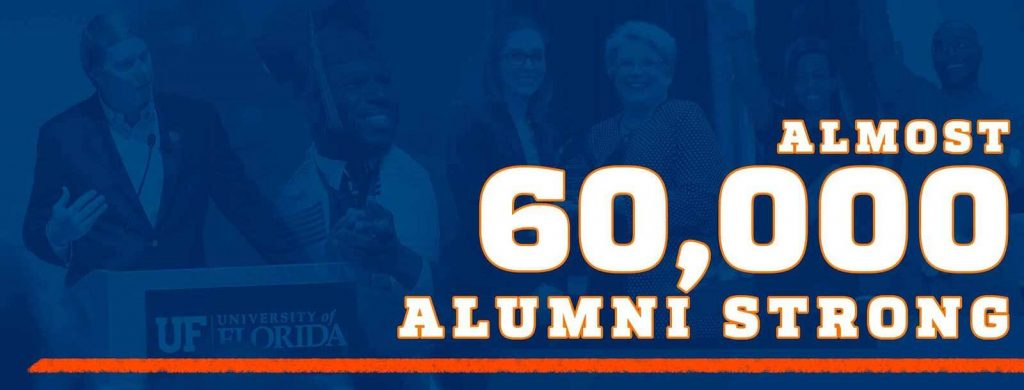 Almost 60,000 Alumni Strong